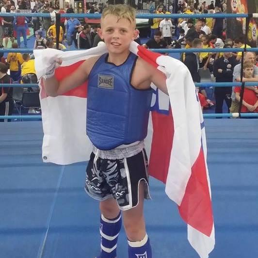 Ryam Moore World Champion